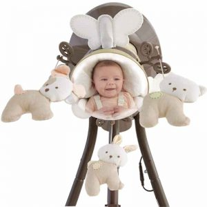 Fisher-price Baby Swing Review My Little snug puppy Cradle 'n Swing