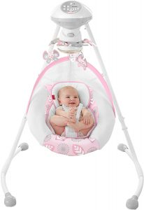 Fisher-Price Deluxe Cradle 'n Swing- Surreal Serenity