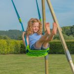 TP Toys Quadpod Adjustable 4-in-1 Outdoor baby swing